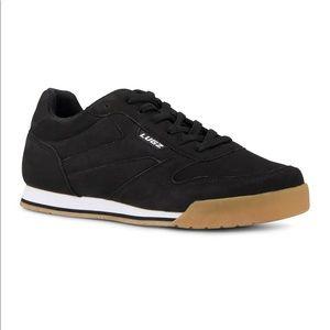 🌴 Lugz Men's Black Matchpoint Sneakers Sz 10